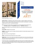Albertsons Library 50th Anniversary Juried Exhibition Call for Entries