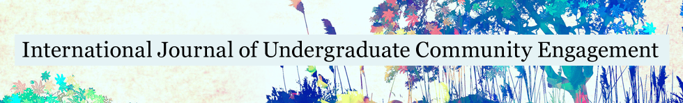 International Journal of Undergraduate Community Engagement