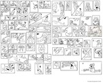 Concept Art: Narrative Storyboard (Comic) by Amanda Marie Fulk