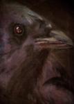 I AM (Raven Detail)