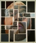 Fragmented Self-Portrait 4