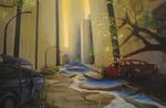 Dawn of a New Era (Detail 1)
