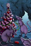 Holiday Mice by Katya Michele Greimes