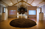 Earthform on Gallery Floor