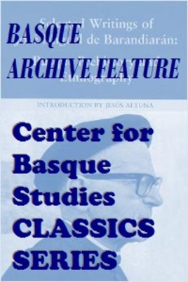 Basque Archive Feature: