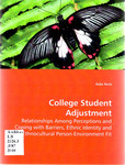College Student Adjustment: Relationships Among Perceptions and Coping with Barriers, Ethnic Identity and Ethnocultural Person-Environment Fit