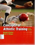 Concepts of Athletic Training by Ronald P. Pfeiffer and Brent C. Mangus