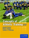 Concepts of Athletic Training by Ronald P. Pfeiffer, Brent C. Mangus, and Cynthia A. Trowbridge