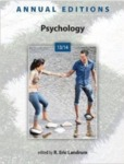 Annual Editions: Psychology 13/14 by R. Eric Landrum