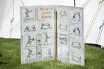 Art of Sword Fighting Display by Allison Corona