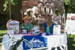 Idaho Historical Society Booth