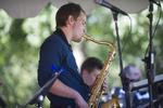 Boise State University Jazz Ensemble: Sax by Allison Corona