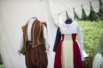 Renaissance Costume Display