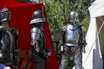 Armor Display by Allison Corona
