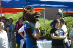 Boise State University Mascot Buster Bronco