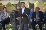 Boise State University Provost Martin Schimpf by Allison Corona