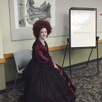Queen Elizabeth 1 at First Thursday by Boise Public Library
