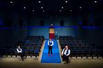 Act II, Scene v by Boise State University