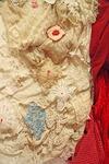 Flesh Lining, Installation Detail by Rachel Lambert