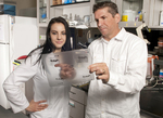 Troy Rohn&Student Lindsey Catlin, Parkinson's Disease Research