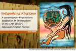 Indigenizing King Lear